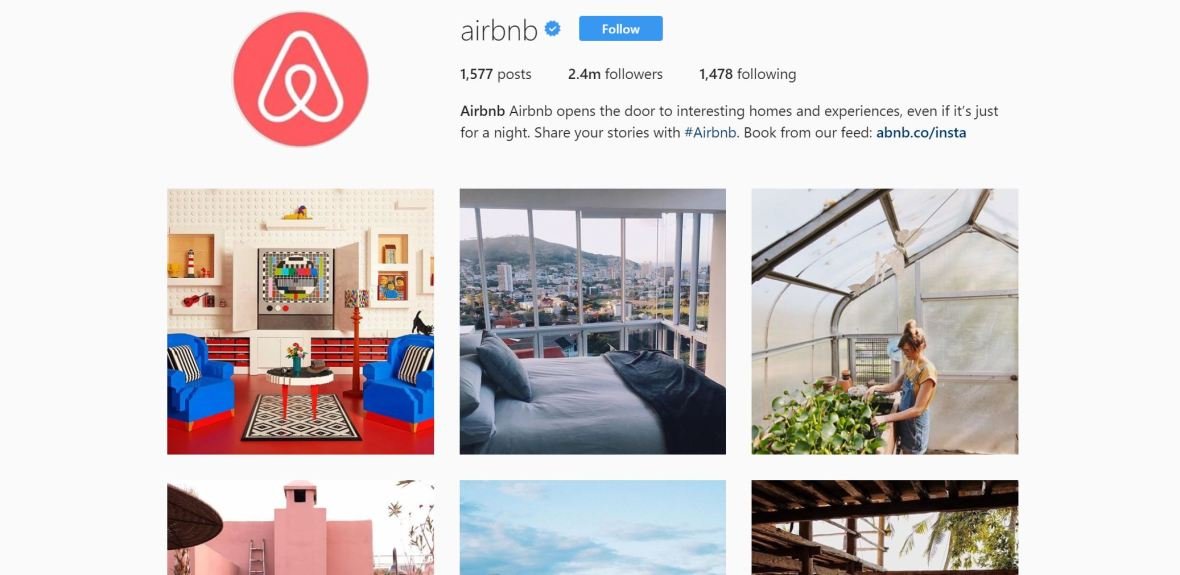 IG AirBnb