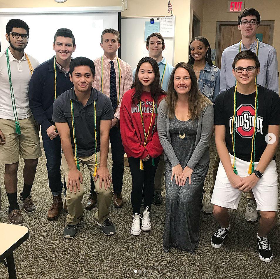 NBHS members 2017-18