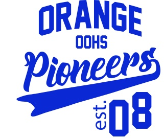 ORANGE Pioneers est. 08