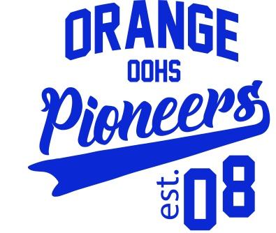 ORANGE Pioneers est. 08